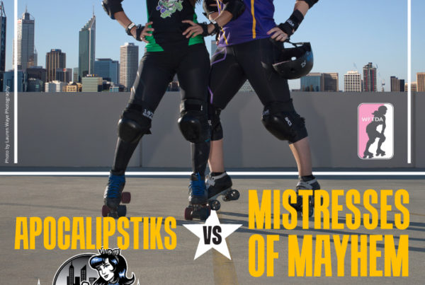 Apocalipstiks vs Mistresses of Mayhem